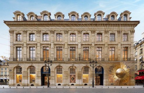 Louis Vuitton comes home to Place Vendôme