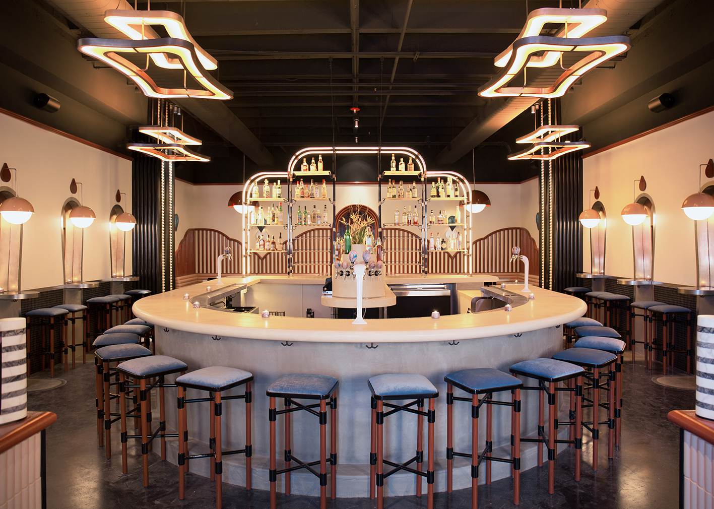 Bibo Ergo Sum in LA designed by Home Studios