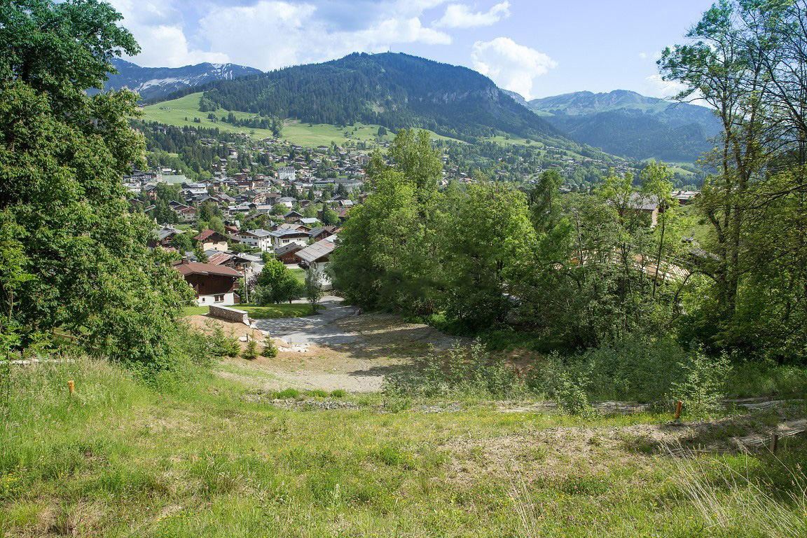 Barnes Mont Blanc land for sale