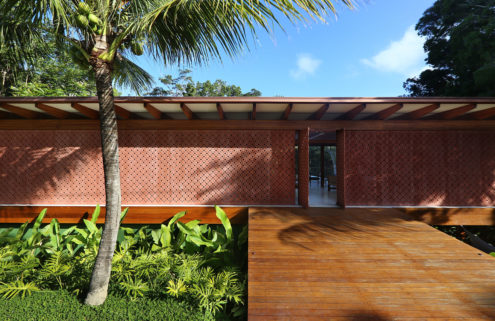 Property of the week: a contemporary jungle retreat in Bahia, Brazil