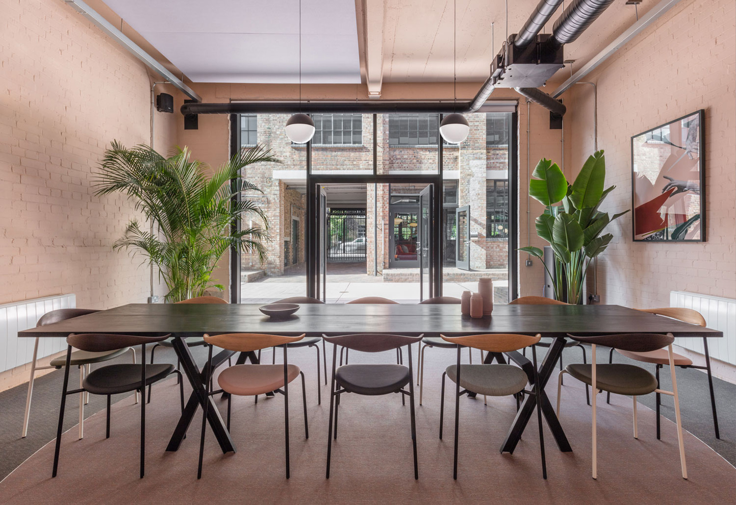 De Beauvoir Block London coworking space