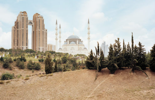 The rise of the Turkish mega mosque
