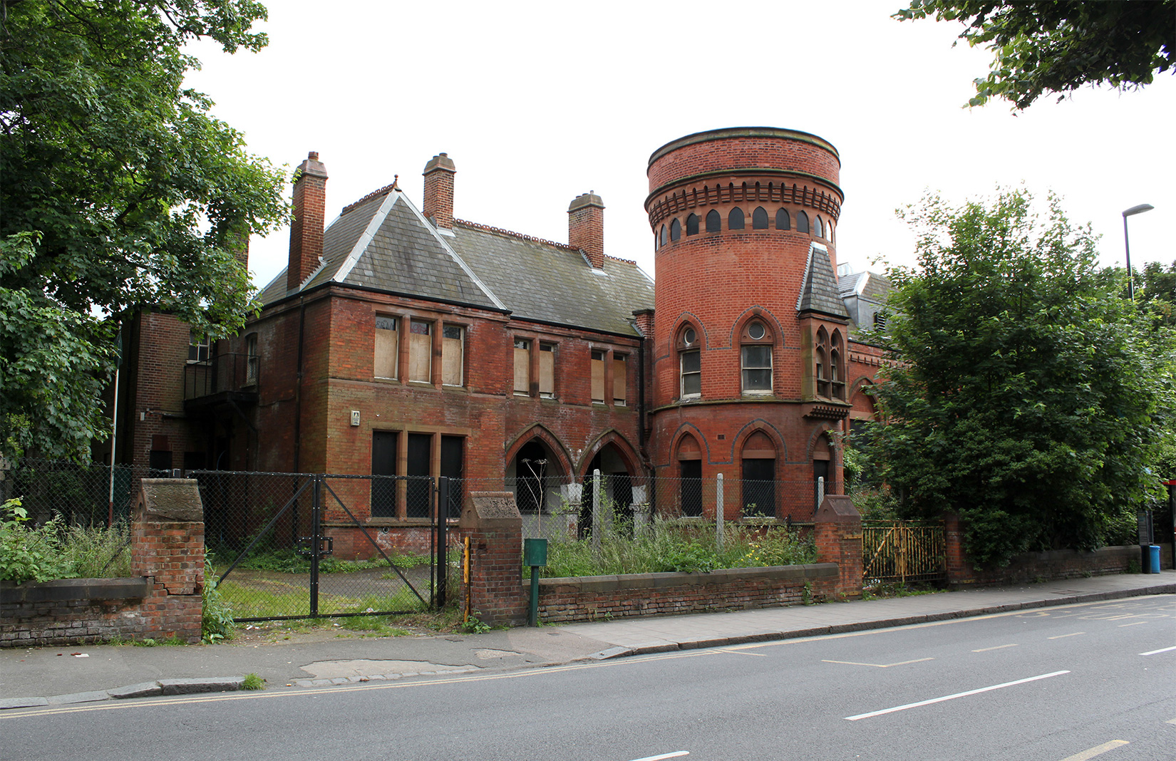 Ladywell Playtower