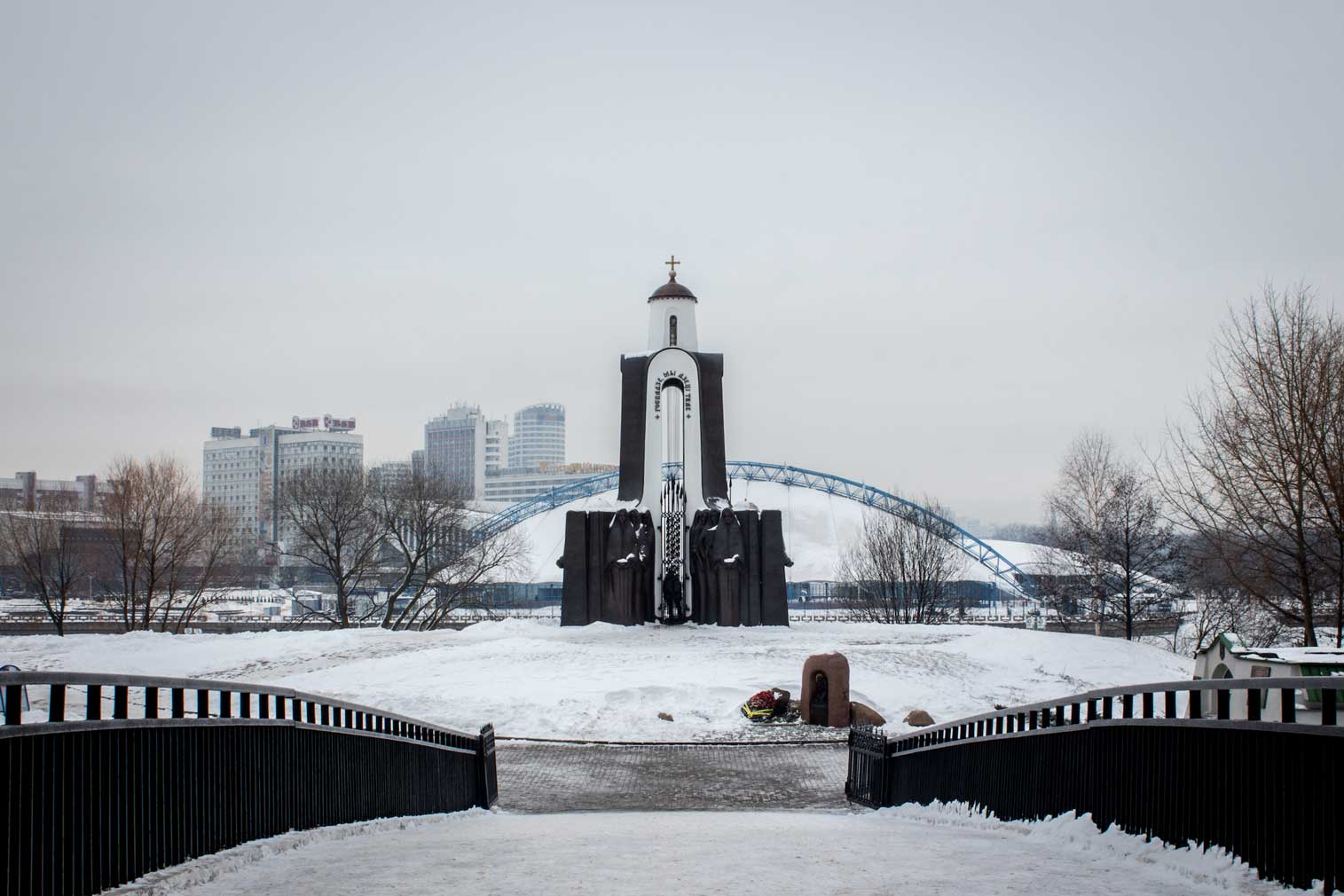 Soviet Modernism in Minsk