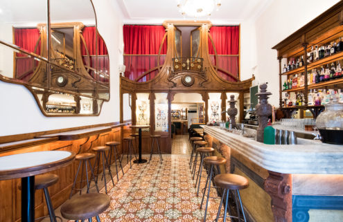 Bar Muy Buenas revives a slice of Barcelona history