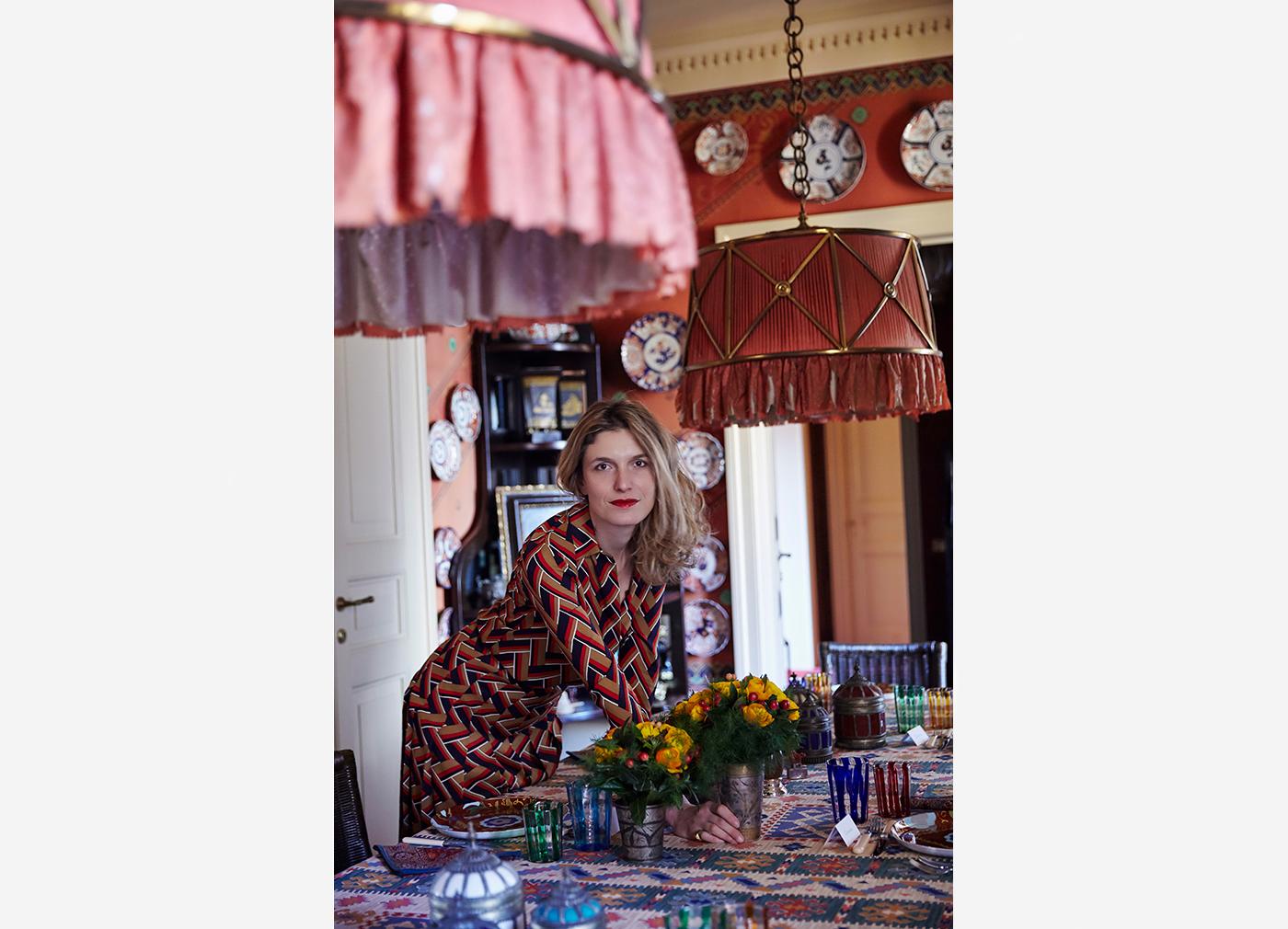 Cabana Magazine founder Martina Mondadori