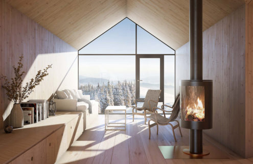 8 striking ski chalets for sale in Europe right now
