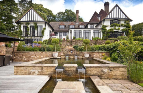 John Lennon's former Surrey mansion hits the market for £8.9m