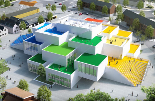 Airbnb invites you for a sleepover at Lego House