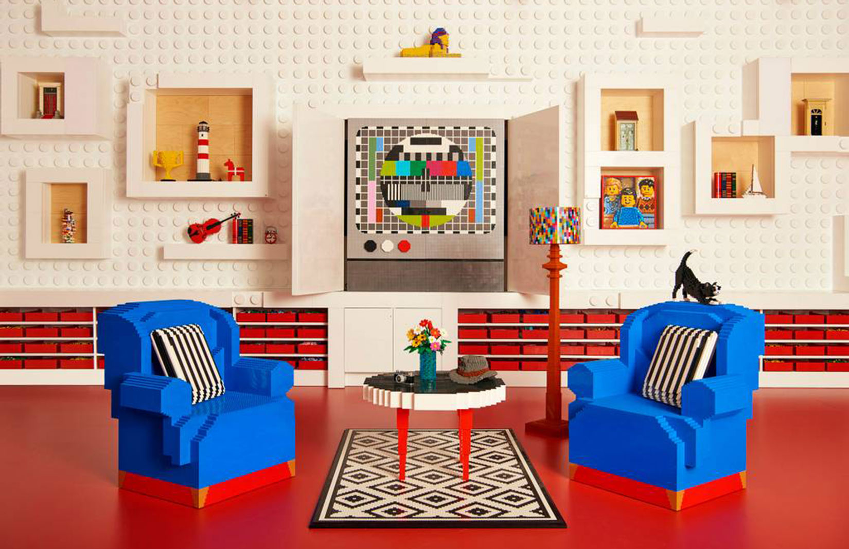 Lego House, available on Airbnb