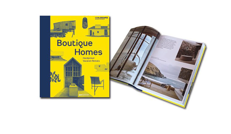 The Spaces Xmas gift guide - Boutique Homes book