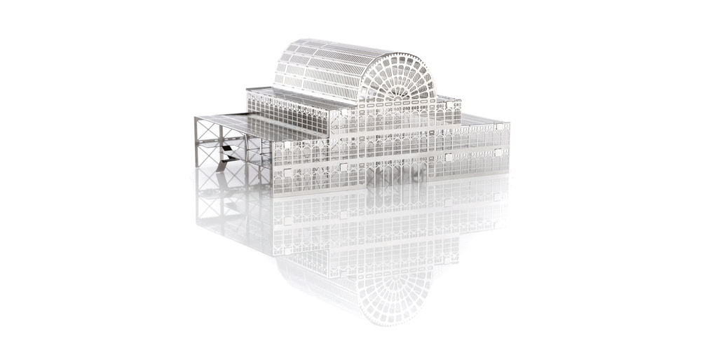 The Spaces Xmas gift guide - Crystal Palace model kit