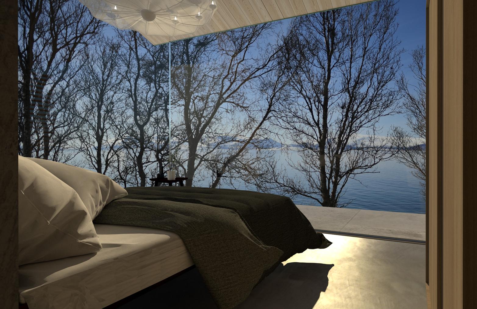 Property Of The Week A Modern Cabin By Stinessen Arkitektur