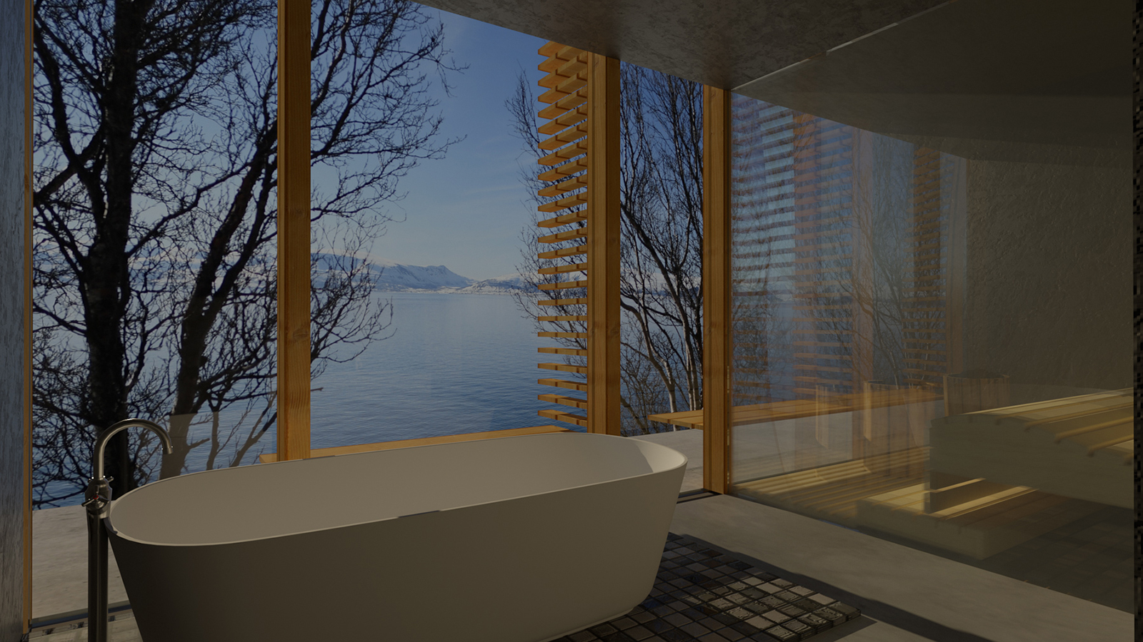 Property Of The Week A Modern Cabin By Stinessen Arkitektur In
