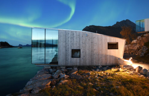 7 extraordinary retreats where you can watch the Northern Lights