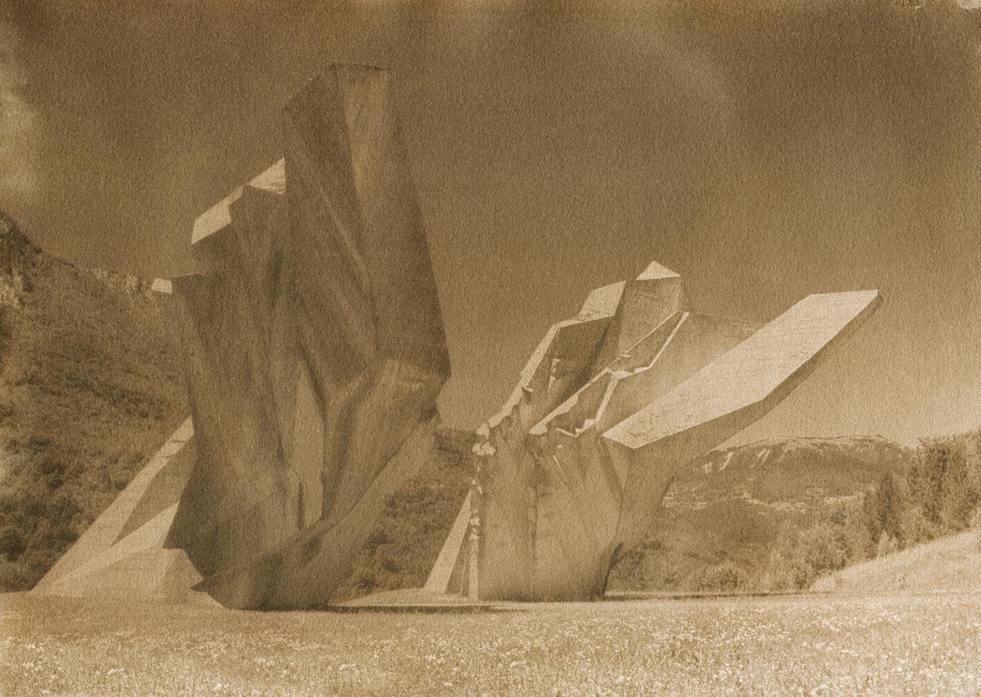 Marco Walker's series, Utopia / Dystopia