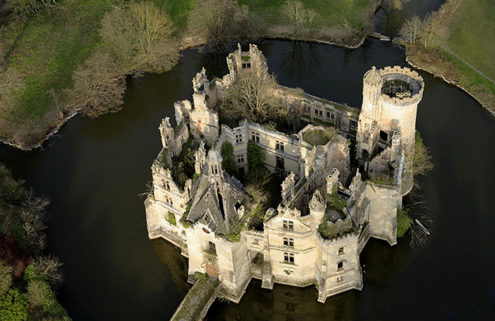 Nearly 9,000 strangers own this French chateau