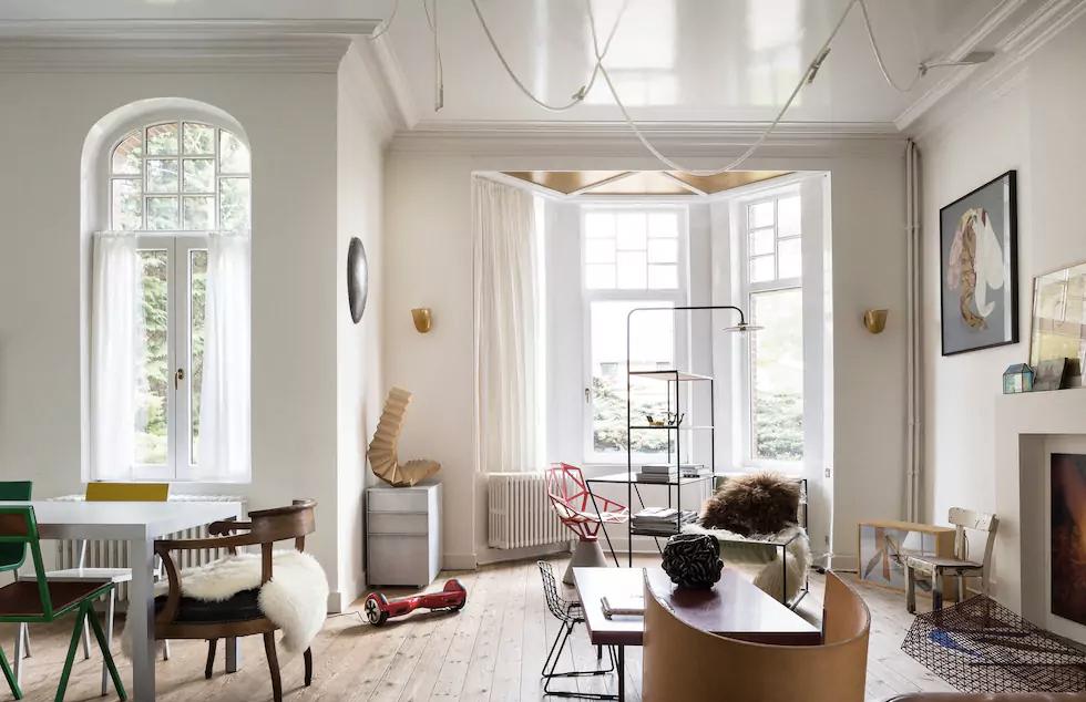 Muller Van Severen's Ghent home is for rent during Design Miami