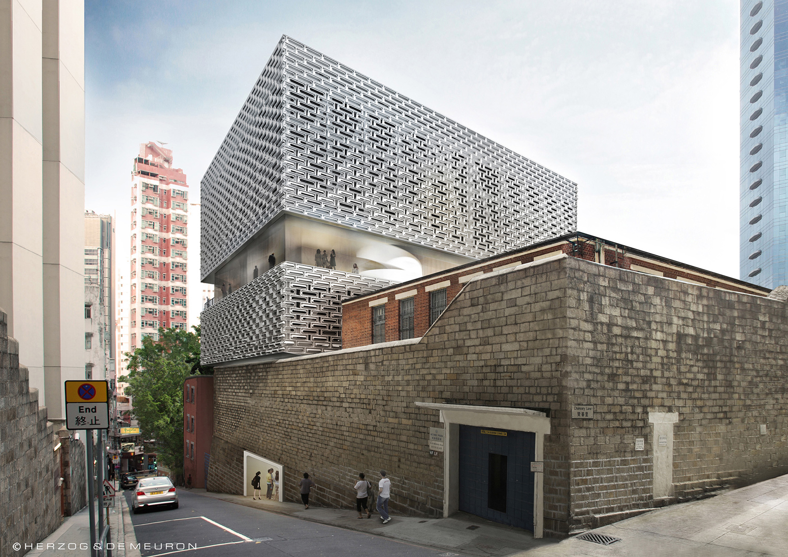 10 new museums opening in 2018: Tai Kwun Center