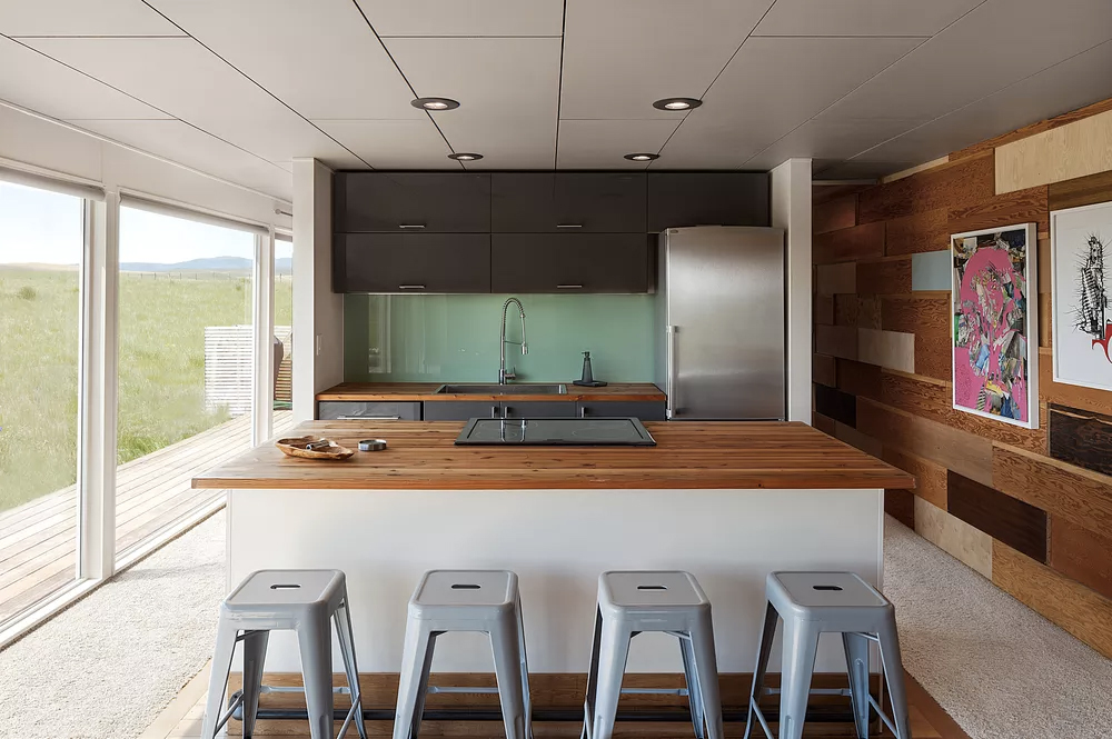 shipping container home for sale in montana