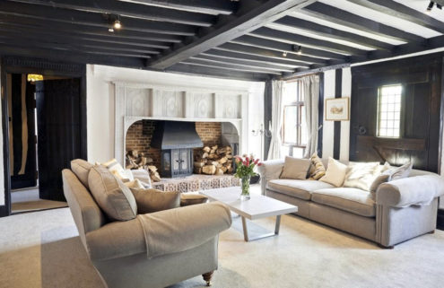 7 UK properties designed for entertaining