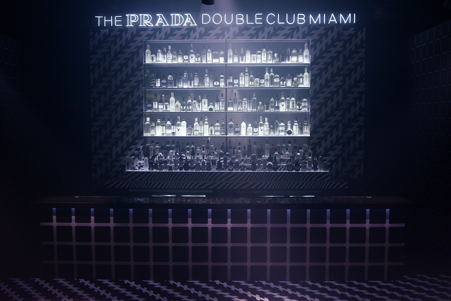 The Prada Double Club Miami by Carsten Höller. Presented by Fondazione Prada Miami, 5-7 December 2017. Photography: Casey Kelbaugh. Courtesy Fondazione Prada