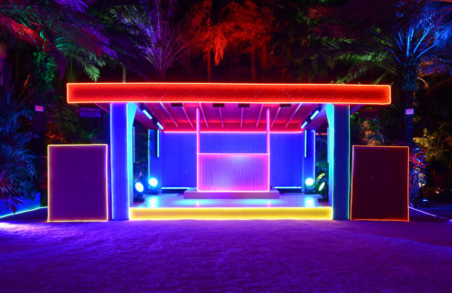 Carsten Höller and Prada open a 3-night-only club in Miami