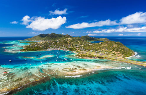 What 600 bitcoins will buy you: an island plot in St Vincent and the Grenadines