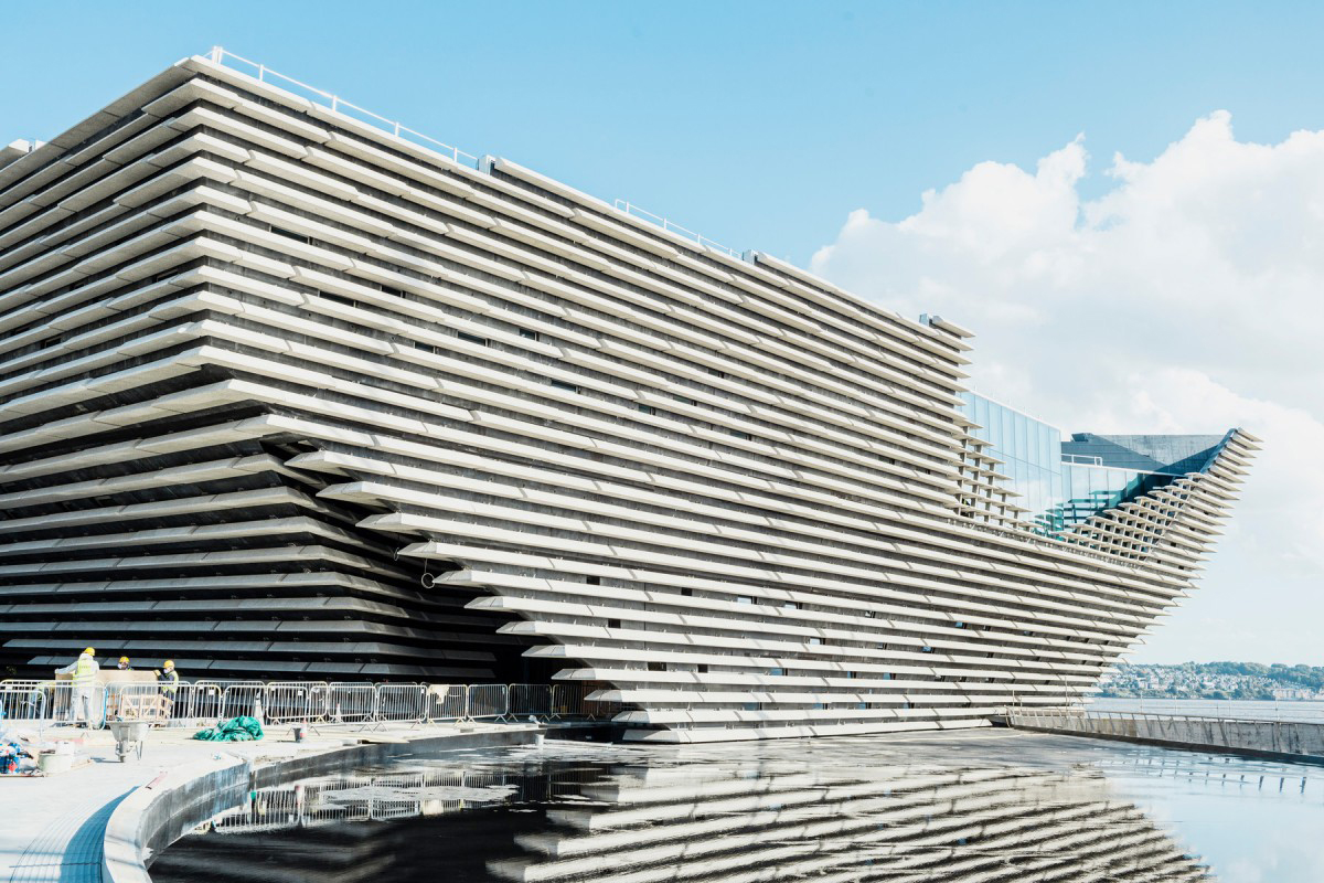 10 new museums opening in 2018: V&A Dundee