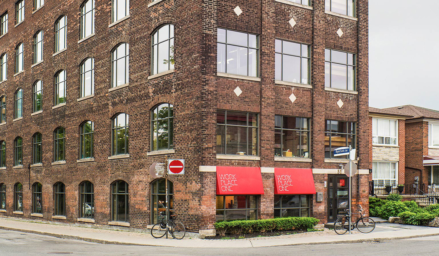 Workplace One, Queen Street West coworking space in Toronto