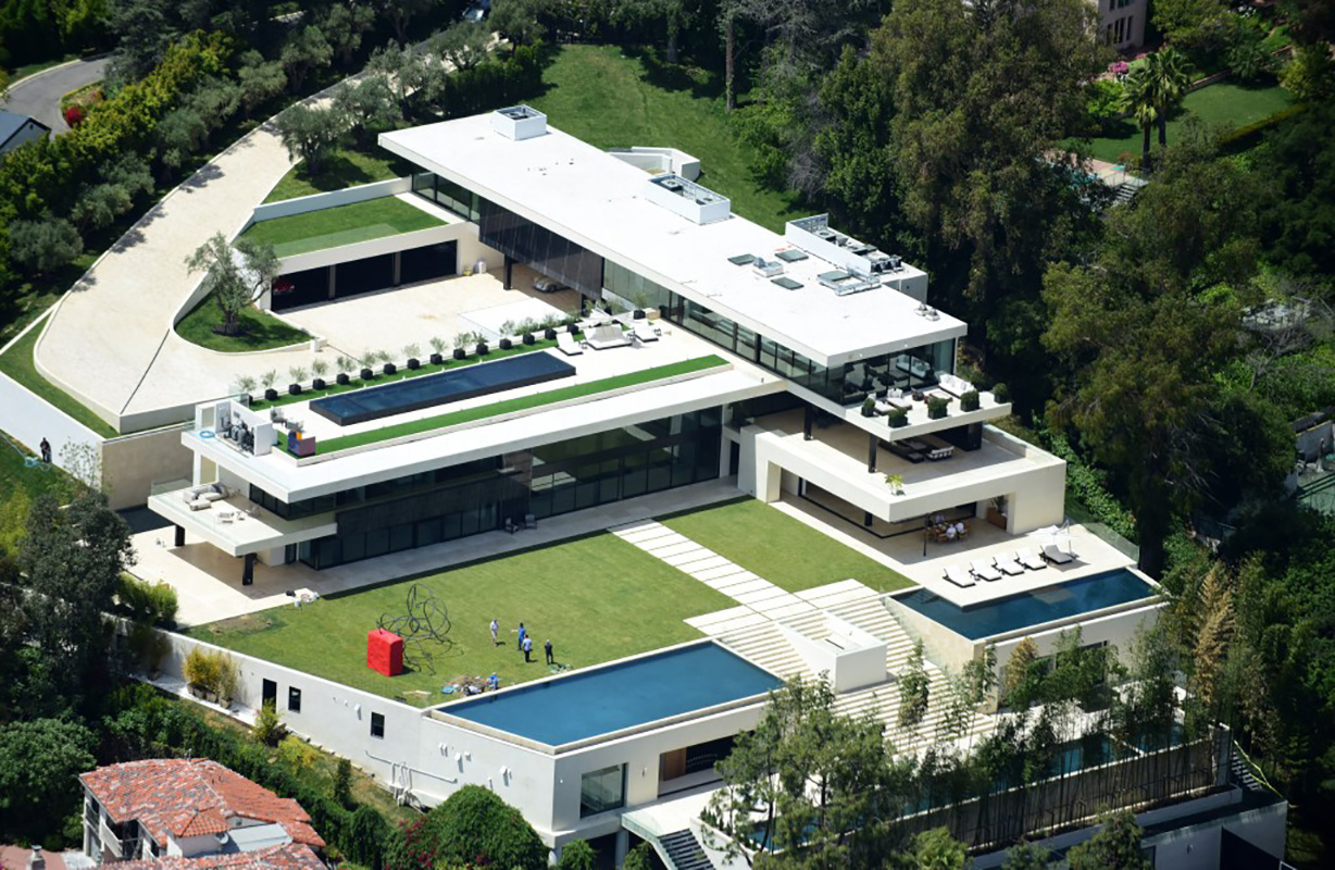The world's most expensive homes sold in 2017