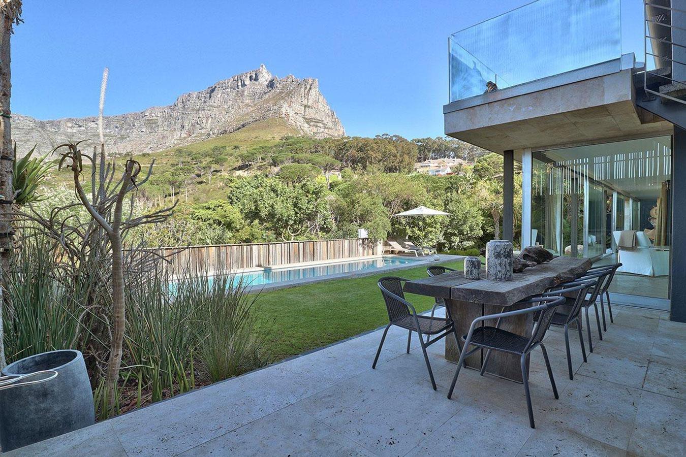 Boyd Ferguson's Cape Town home