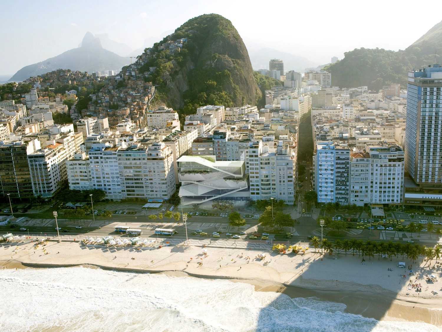 10 new museums opening in 2018: Museum of Image and Sound in Rio