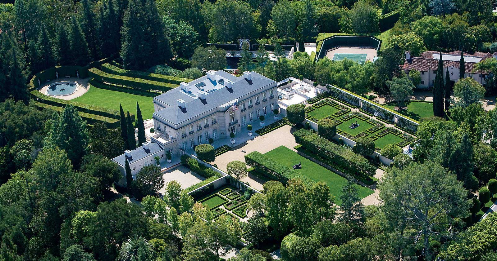 Chartwell Estate, Bel Air