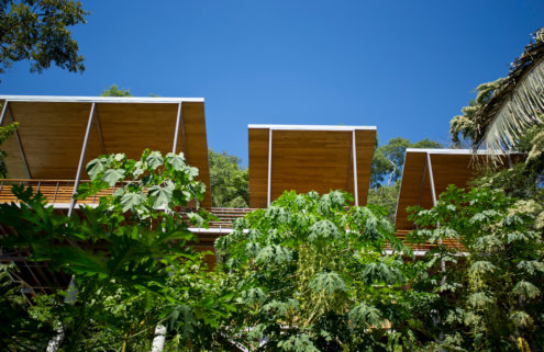 Holiday home of the week: a treetop home in Costa Rica's Puntarenas