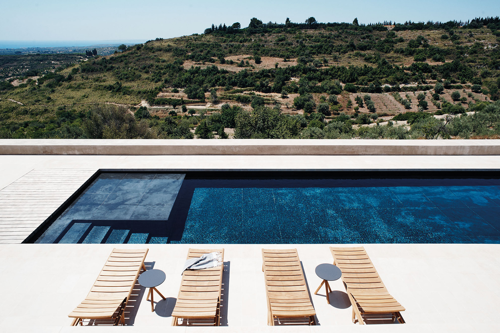 Casa Vera - architect-designed holiday home for rent in Sicily, Italy