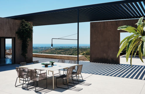 Holiday home of the week: a contemporary hilltop retreat in Sicily