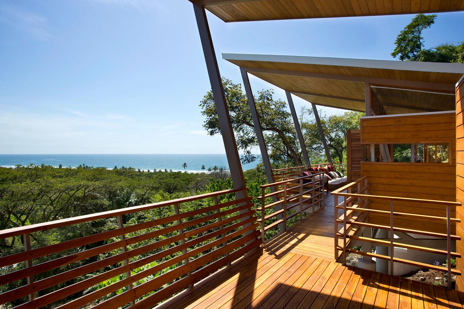Costa Rican holiday home Casa Flotanta