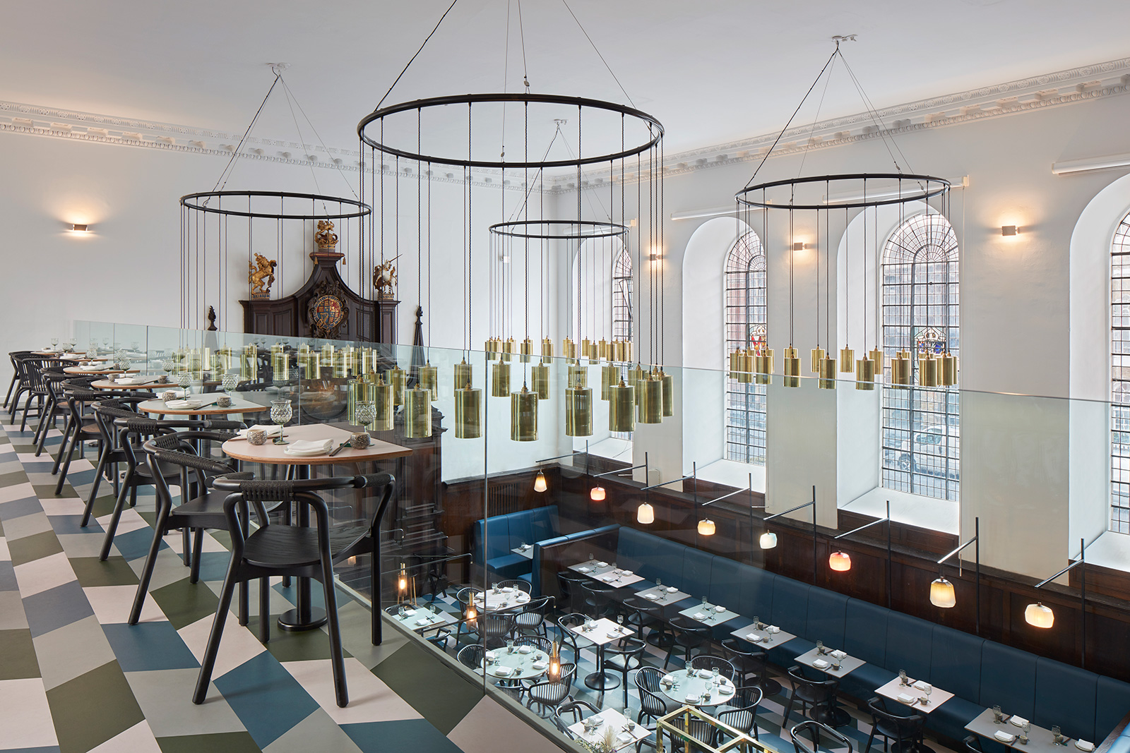 Duddell's London: inside the city's new culinary temple