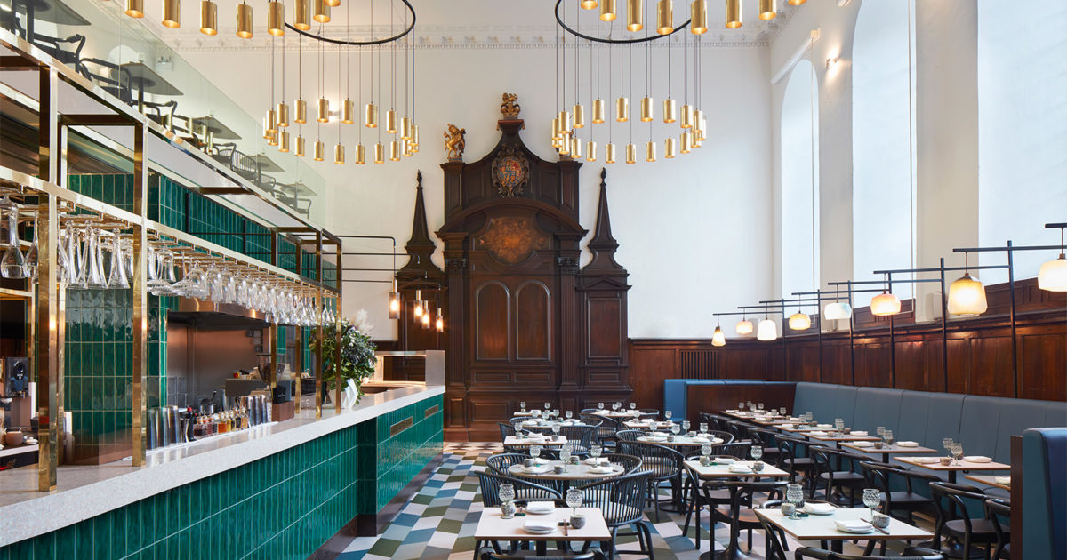 Duddell S London Inside The City S New Culinary Temple