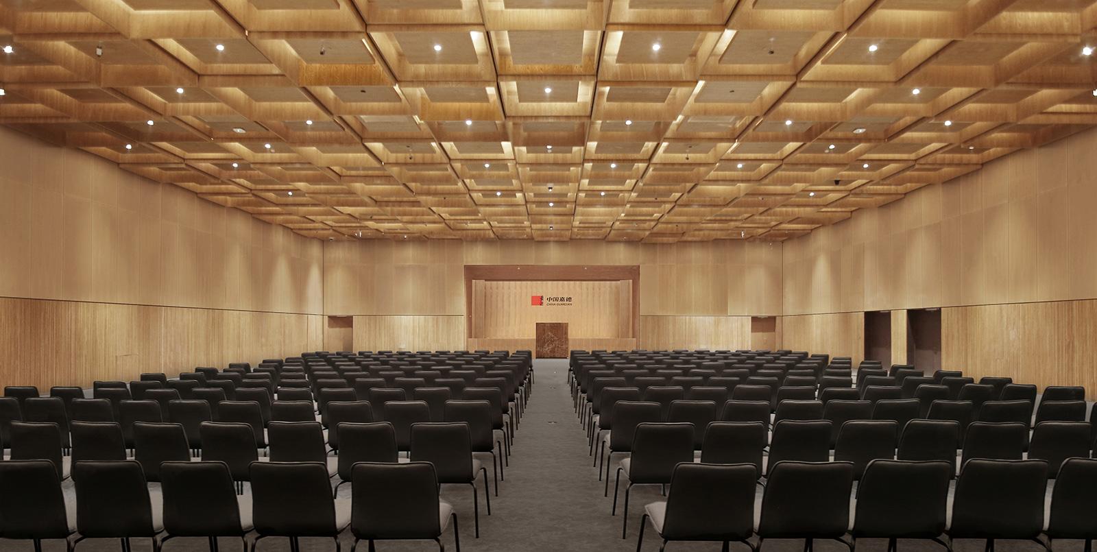 Guardian Art Center in Beijing designed by Buro Ole Scheeren