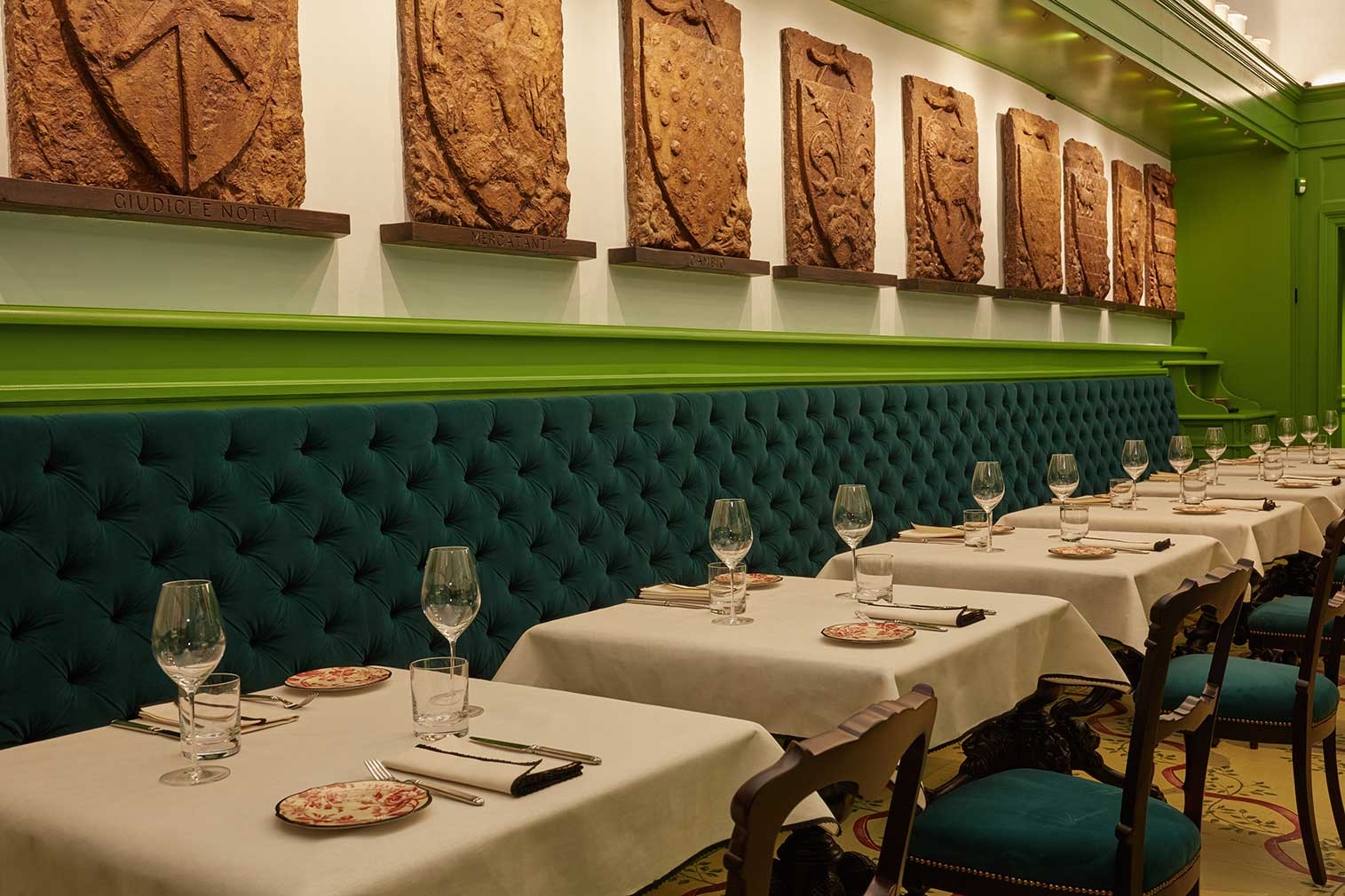 Gucci's First Ever Restaurant Comes With Michelin-Starred Talent
