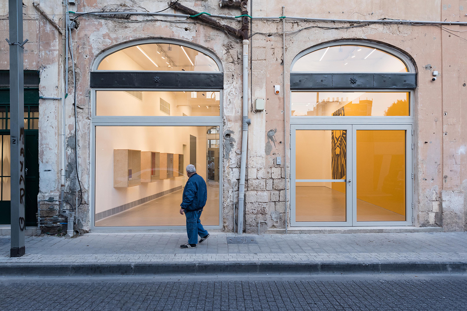 Magasin III gallery in Tel Aviv-Jaffa