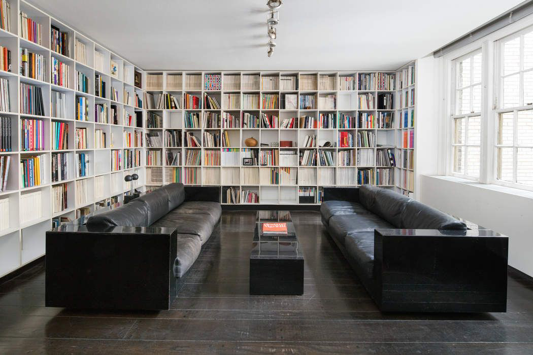 Massimo and Lella Vignelli's timeless $6.5m New York apartment is for sale