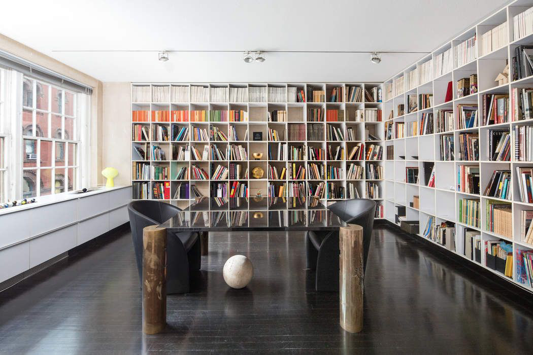 Massimo and lella vignelli s timeless new york for Apartments nyc for sale