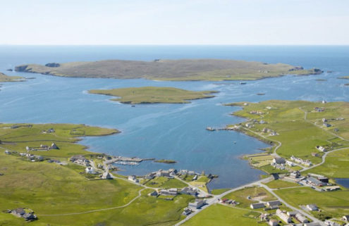Private Scottish island hits the market for £250,000
