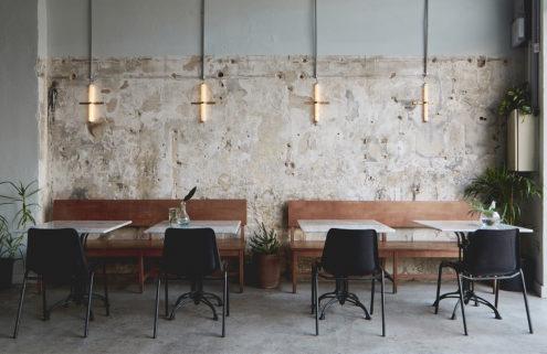 A Tel Aviv garage is reborn as Mansura restaurant