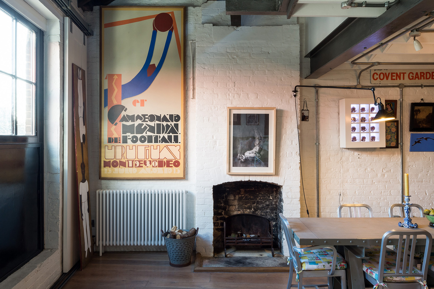 Property of the week a converted warehouse in Brixton with an