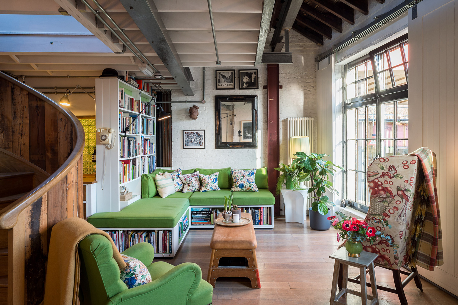 Property of the week a converted victorian furniture warehouse in london the modern house