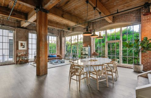 Property of the week: a light-filled live/work loft in San Francisco